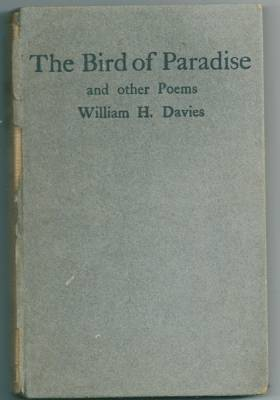 The Bird of Paradise (book cover)